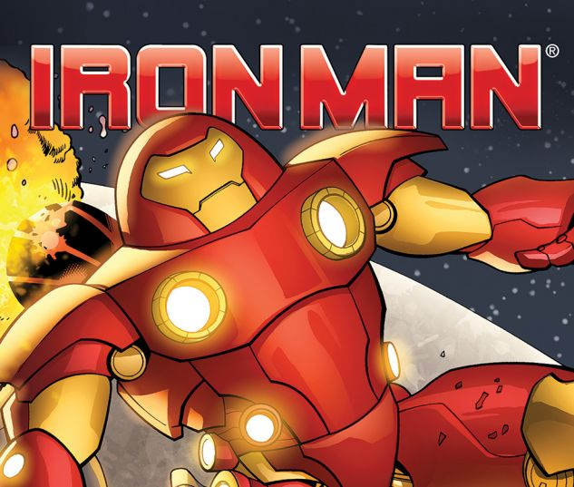 Iron Man Infinite Digital Comic (2013) #3