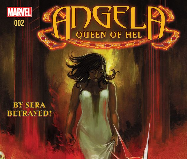 ANGELA: QUEEN OF HEL 2 (WITH DIGITAL CODE)