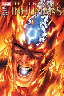Uncanny Inhumans (2015) #3