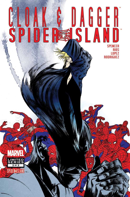 Spider-Island: Cloak & Dagger (2011) #3