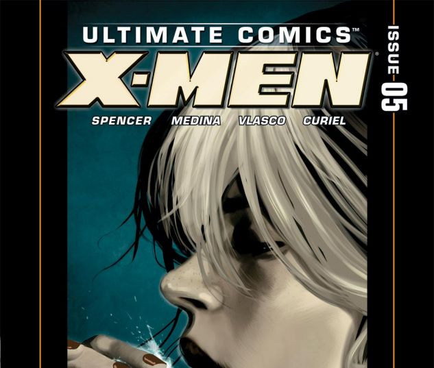 ULTIMATE COMICS X-MEN (2010) #5