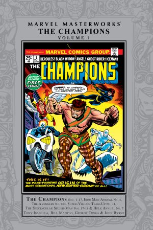 Marvel Masterworks: The Champions Vol. 1 (Hardcover)