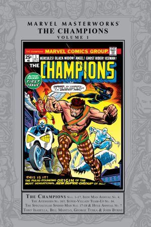 Marvel Masterworks: The Champions Vol. 1 (Hardcover)