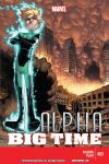 ALPHA (2013) #3 Cover