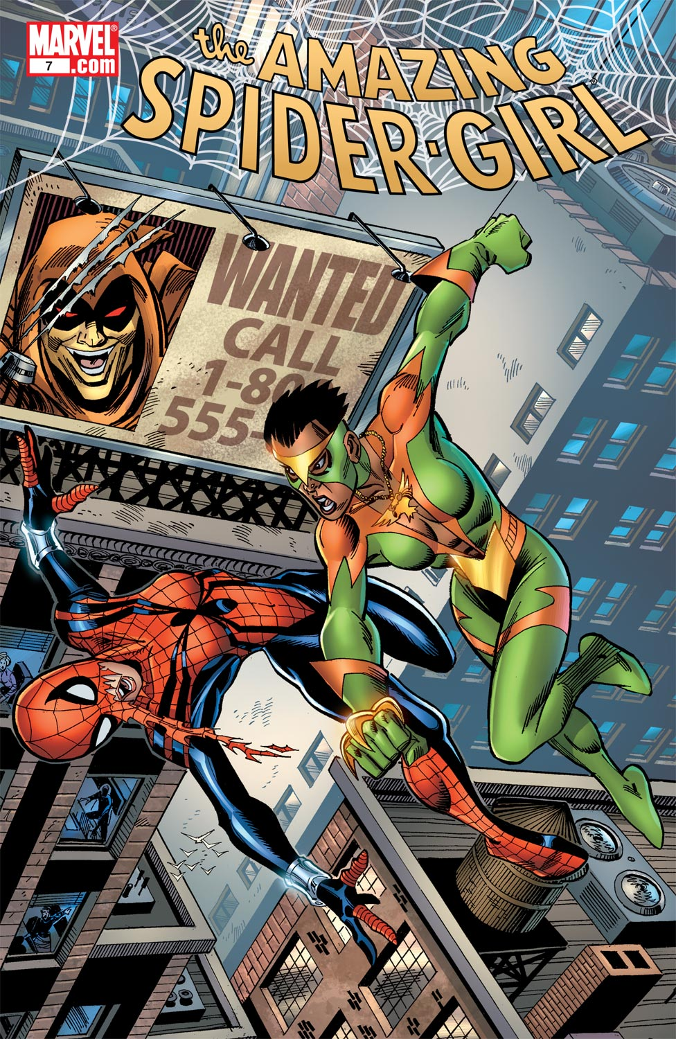 Amazing Spider-Girl (2006) #7