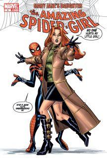 Amazing Spider-Girl #8