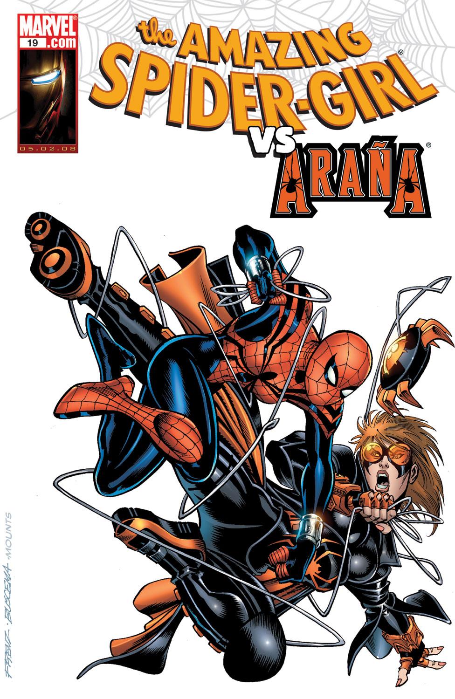 Amazing Spider-Girl (2006) #19