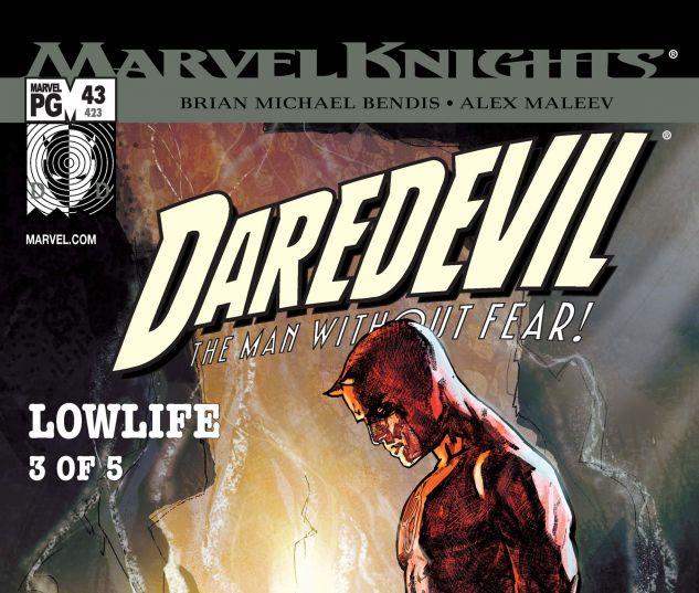 Daredevil (1998) #43