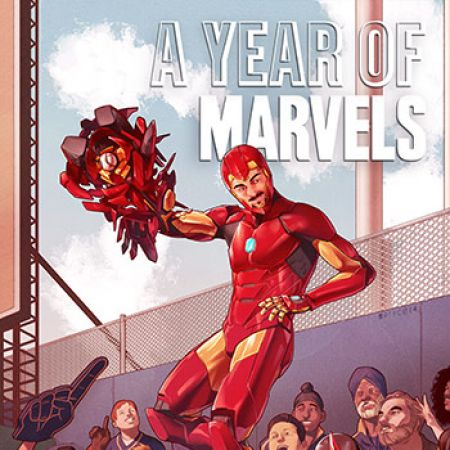 A YEAR OF MARVELS: JUNE INFINITE COMIC (2016 - Present)
