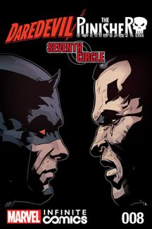 DAREDEVIL/PUNISHER: SEVENTH CIRCLE INFINITE COMIC (2016) #8