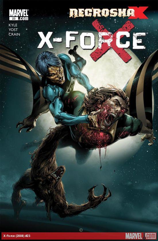 X-Force (2008) #23