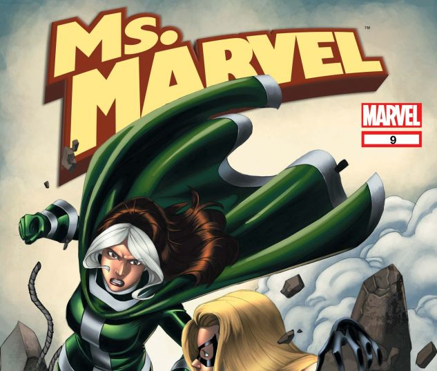 Ms. Marvel (2006) #9
