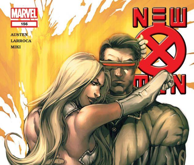New X-Men (2001) #156