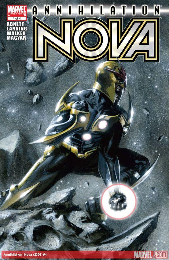 Annihilation: Nova (2006) #4