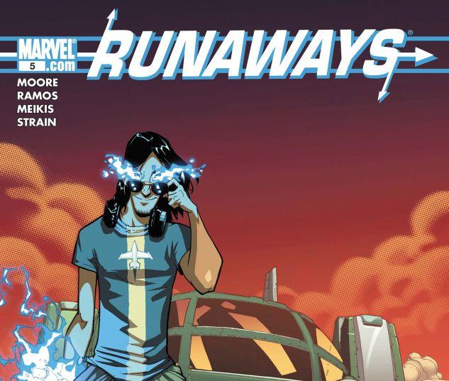 Runaways (2008) #5