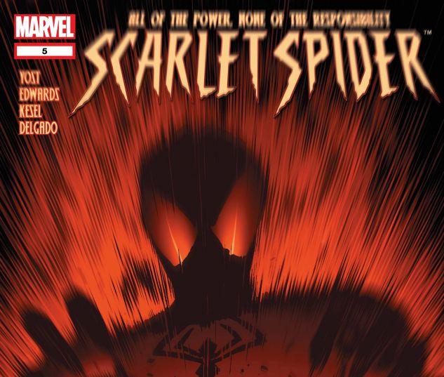 Scarlet Spider (2012) #5