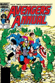 Avengers Annual (1967) #13
