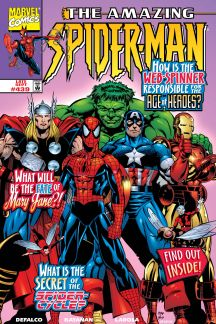 The Amazing Spider-Man #439