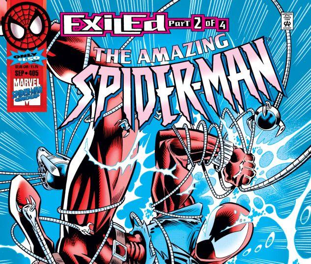 Amazing Spider-Man (1963) #405