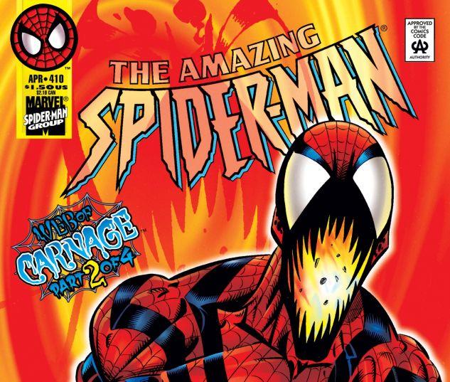 Amazing Spider-Man (1963) #410
