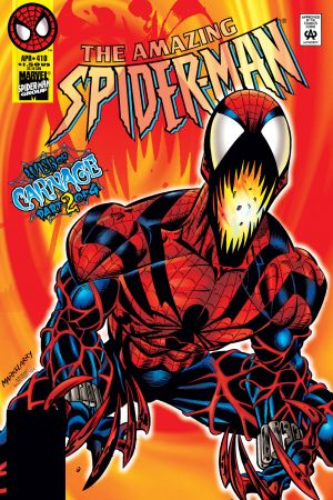 The Amazing Spider-Man #410