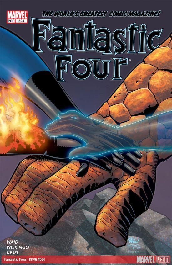 Fantastic Four (1998) #524