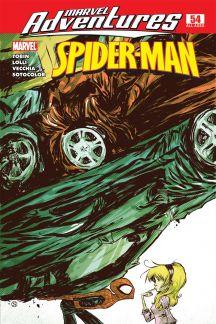 Marvel Adventures Spider-Man #54