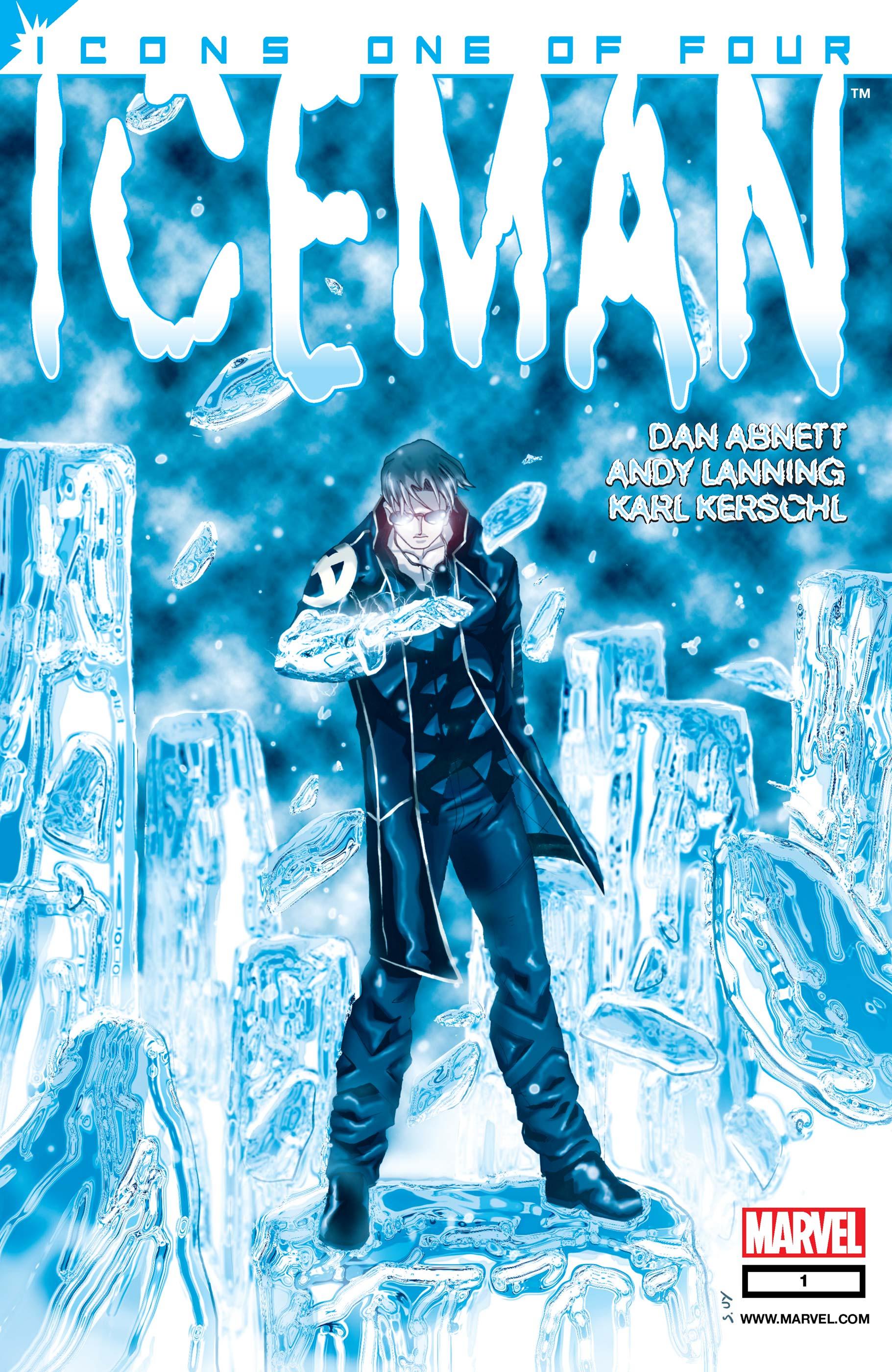 Iceman (2001) #1