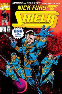 Nick Fury, Agent of S.H.I.E.L.D. (1989) #16
