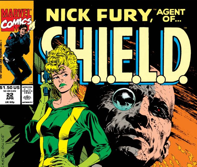 Nick Fury, Agent of Shield (1989) #22