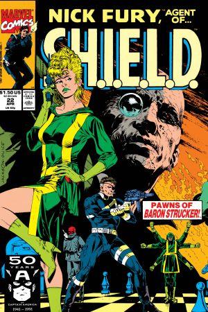 Nick Fury, Agent of S.H.I.E.L.D. (1989) #22