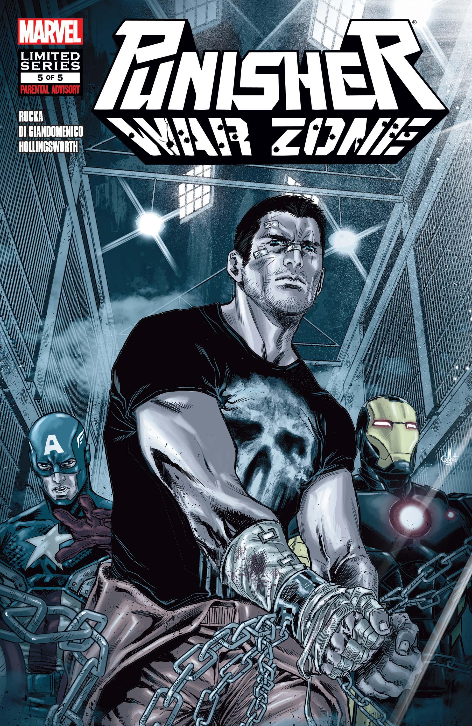 Punisher: War Zone (2012) #5