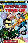 SUPER-VILLAIN TEAM-UP (1975) #4
