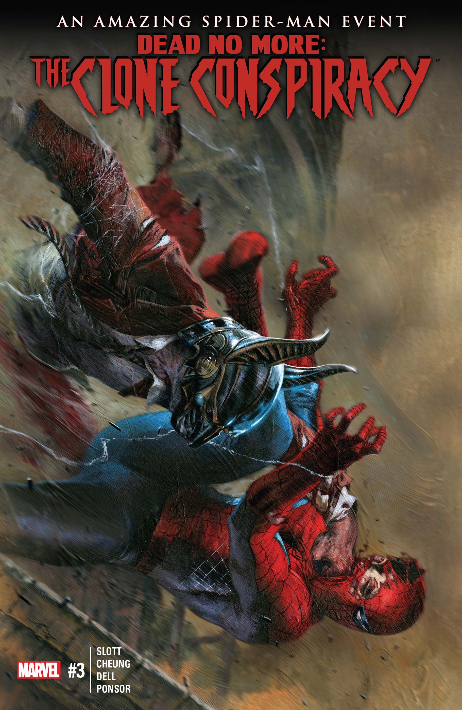The Clone Conspiracy (2016) #3