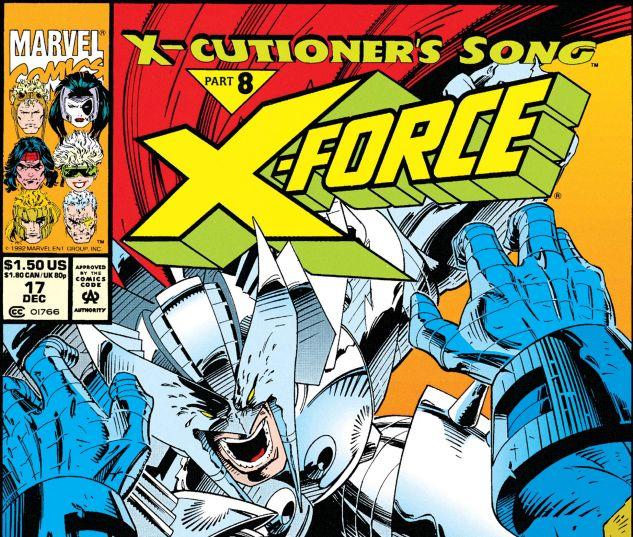 X-Force (1991) #17