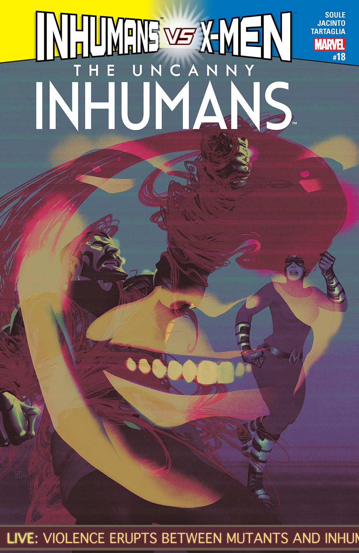 Uncanny Inhumans (2015) #18