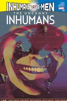 Uncanny Inhumans #18