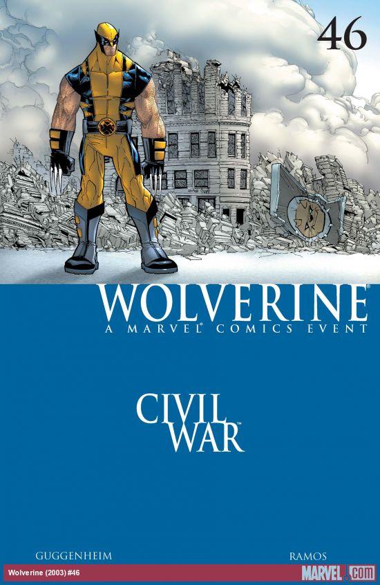 Wolverine (2003) #46