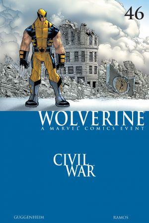 Wolverine #46