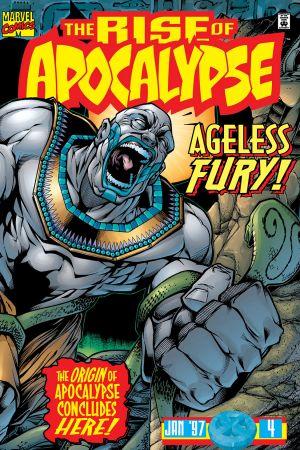Rise of Apocalypse (1996) #4