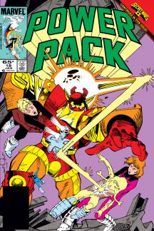 Power Pack #18