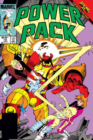 Power Pack (1984) #18