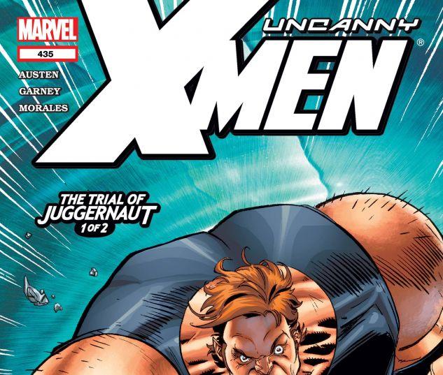 UNCANNY X-MEN (1963) #435