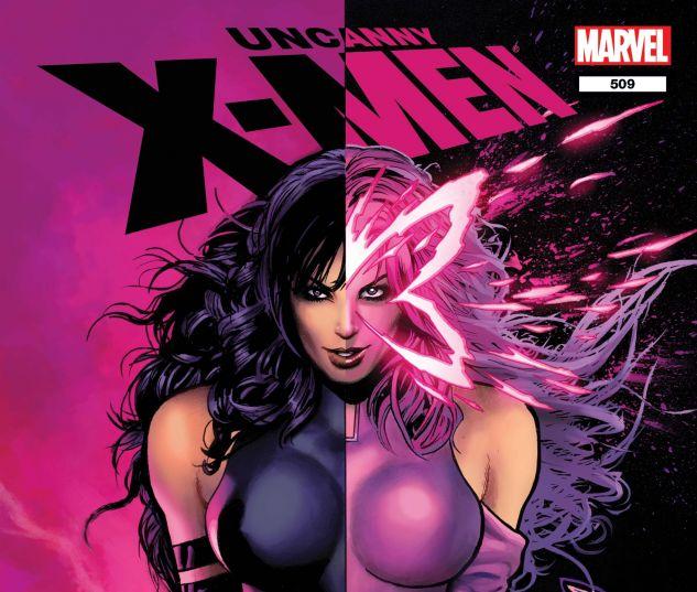 Uncanny X-Men (1963) #509