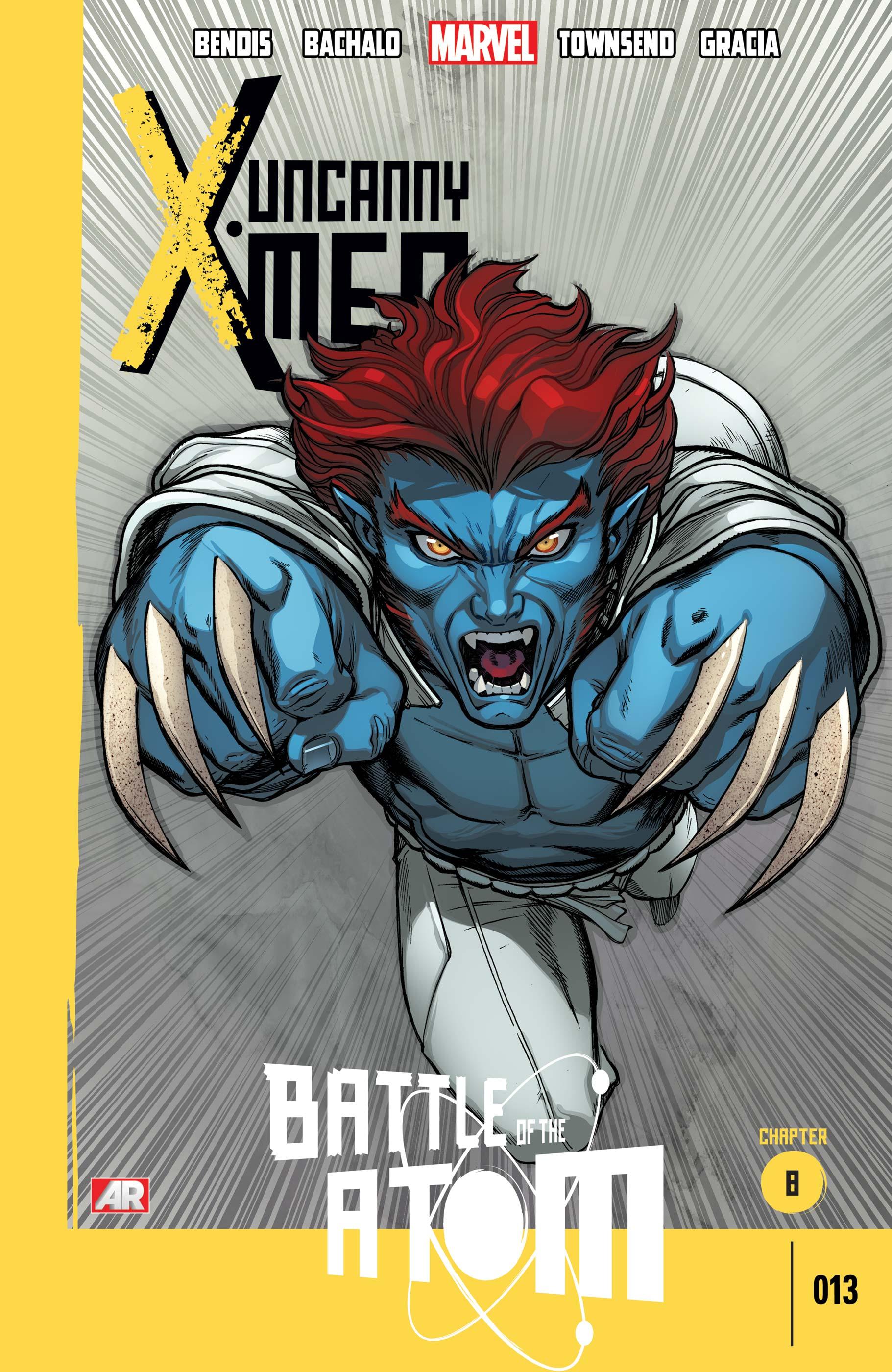 Uncanny X-Men (2013) #13