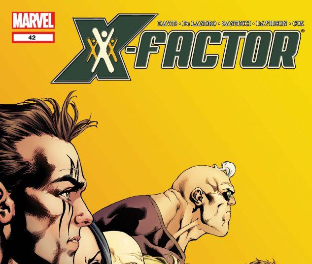 X-FACTOR (2005) #42