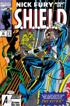 Nick Fury, Agent of S.H.I.E.L.D. #45