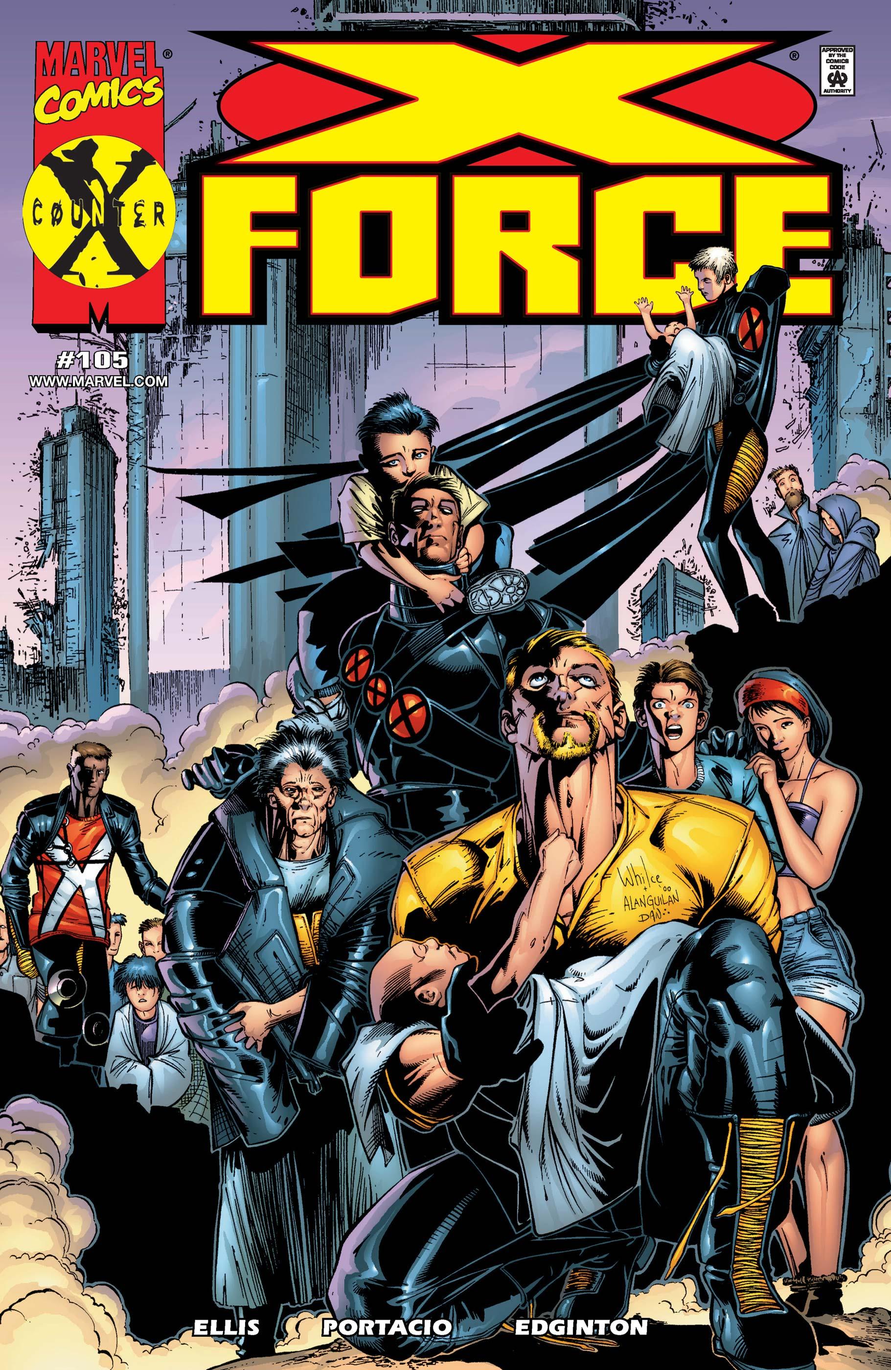 X-Force (1991) #105