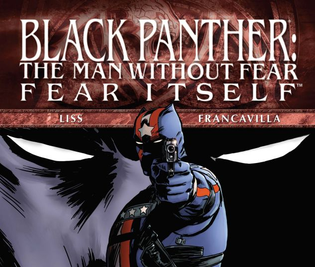 Black Panther: The Man Without Fear (2010) #522