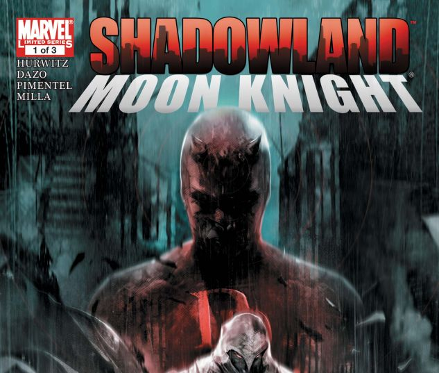 SHADOWLAND: MOON KNIGHT (2010) #1